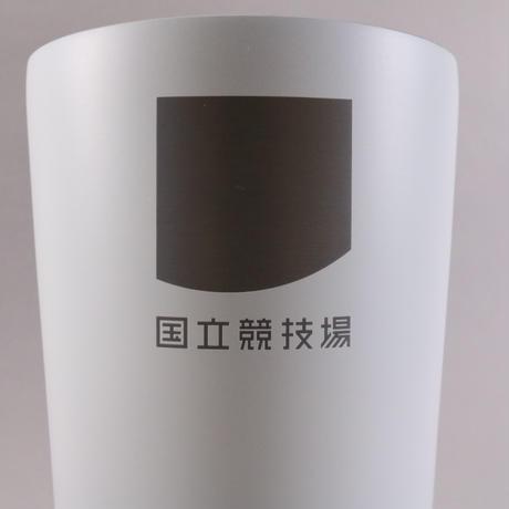 【予約生産】国立競技場 ステンレスサーモタンブラー ホワイト