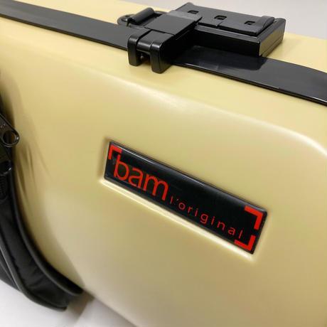 バイオリンケース bam 2011XL-ANI ハイテック・オブロング/アニス /ポケットつき