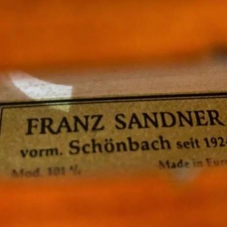 バイオリンセット Franz SANDNER #101 VN554/31