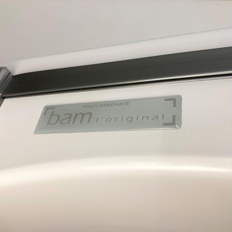 """バイオリンケース bam SUP2002XLWO シュプリーム""""ICE""""シルバー"""