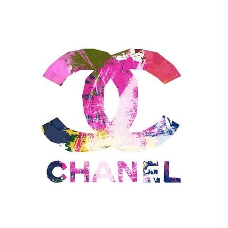 キャンバス530×410×D20mm 【 CHANEL paint #hi19 】