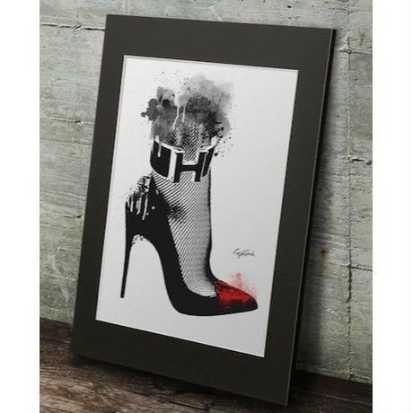 A1 高級マットパネル【 High heel 】