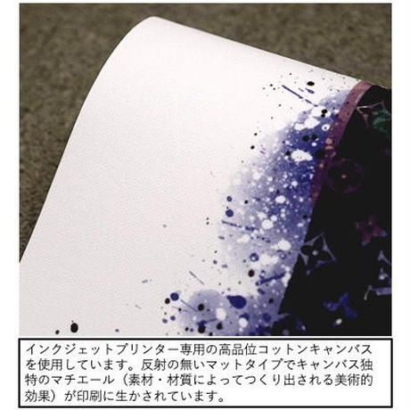 ヴィトン モノグラム ボタニカル キャンバス_P10P20サイズ『Blues』