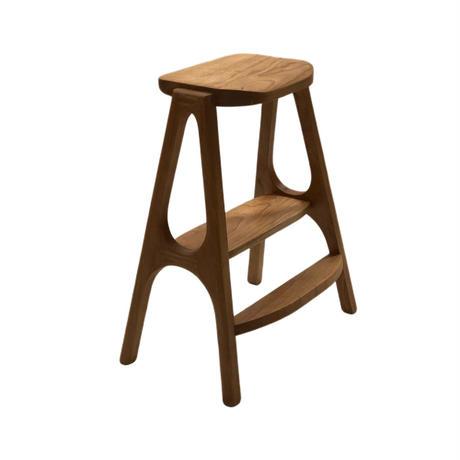 【若い衆シリーズ】 「 kitchen stool no.3 」限定1脚 武内舞子
