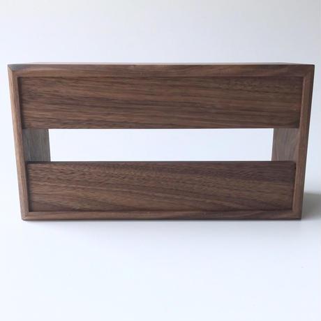 【若い衆シリーズ】  tissue box L 限定1個 土田真之