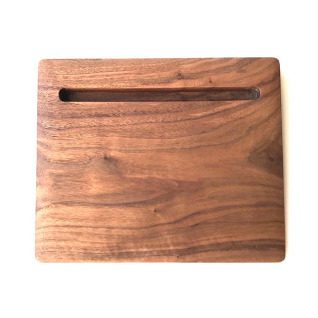 【若い衆シリーズ】「ipadスタンド walnut」限定1個  平塚剛史