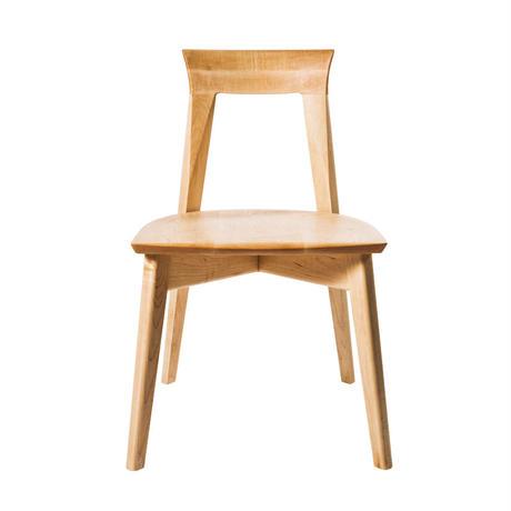 sim chair      【maple】