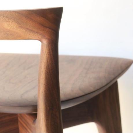 【 若い衆シリーズ】kitchen chair no.2 限定1個 武内舞子