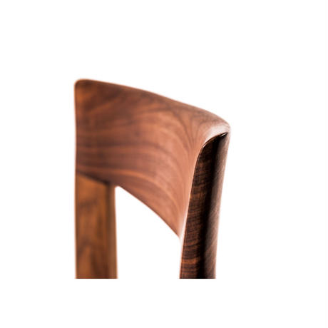stacking chair    【walnut】