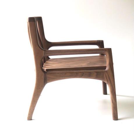 【 若い衆シリーズ 】kids chair no.2 限定1脚 武内舞子