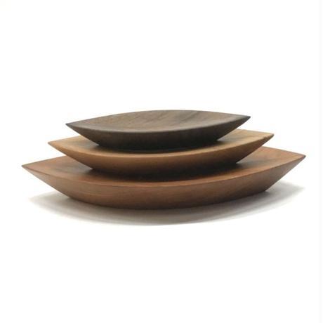 【若い衆シリーズ】葉っぱの小皿(3枚入り)限定3セット 平野楓汰