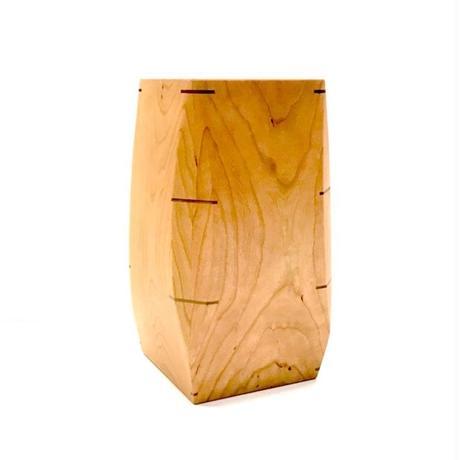 木の壺   限定1個  亀井敏裕