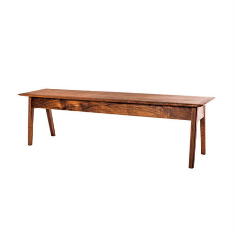 bench(KOMAシェイプver.)【walnut】