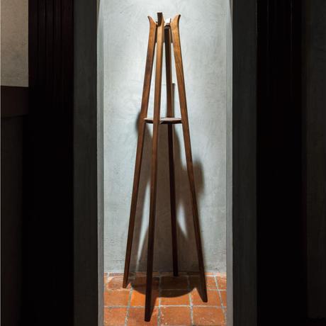 coat hanger-03   【walnut】