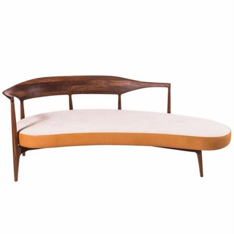 tie sofa 2018    【walnut】