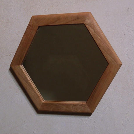 【 若い衆シリーズ】 6角形のミラー 限定1個  武内舞子