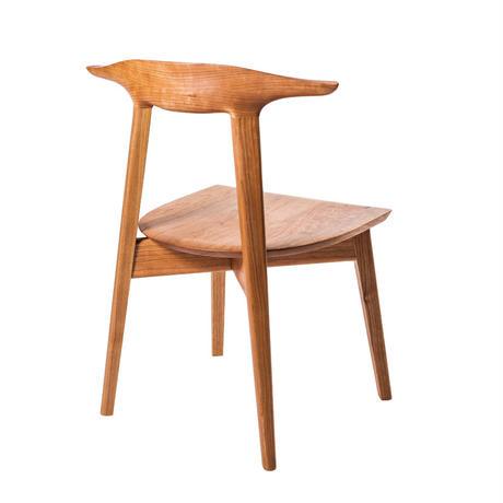 sim arm chair    【cherry】