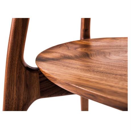 sui chair      【walnut】