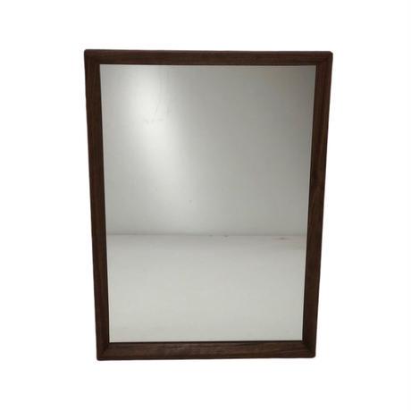 【 若い衆シリーズ】wood frame mirror限定1個  武内舞子
