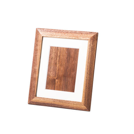photo frame-01   【walnut】