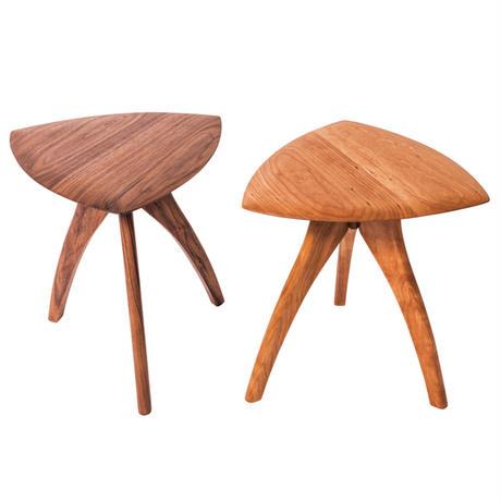 pick stool      【walnut】