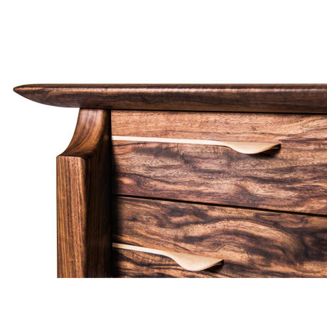 hyuece console   【walnut】