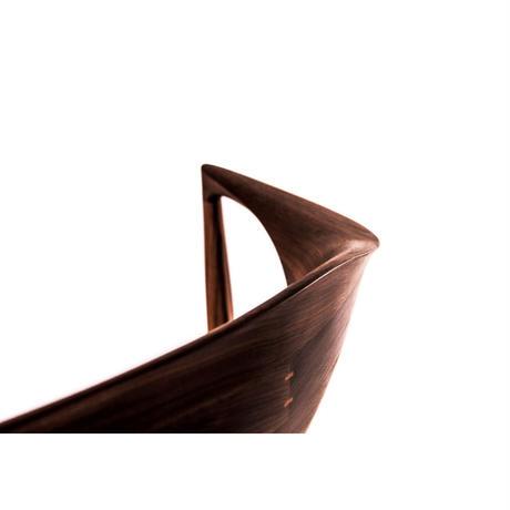 tie chair 2020     【walnut】