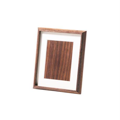 photo frame-02   【walnut】