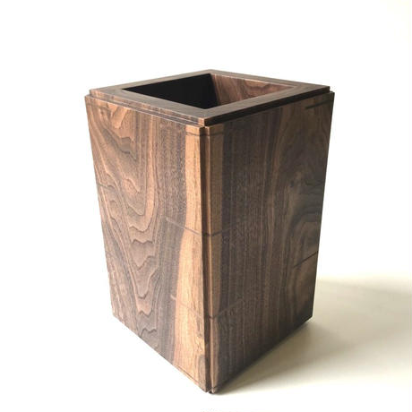 木の壺 no.4 限定1個 亀井敏裕
