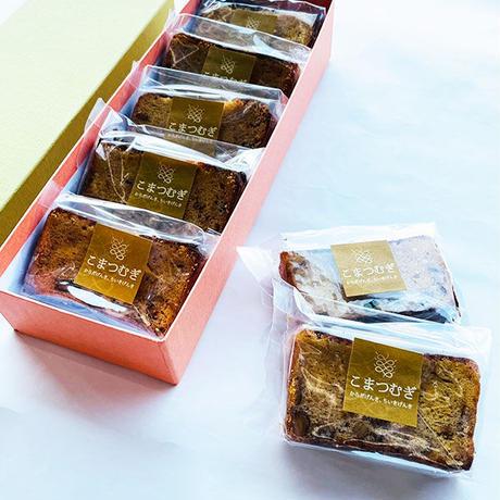 大麦くるみケーキ 5個入 ~小松産大麦使用~