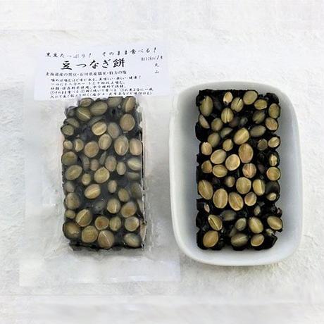 豆つなぎ餅(黒豆)