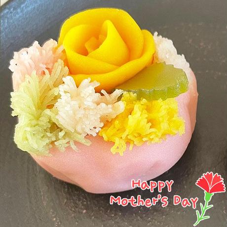 母の日の上生菓子~3/29より予約開始~