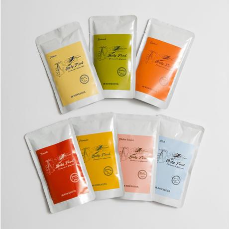 離乳食ギフトセット 7種類