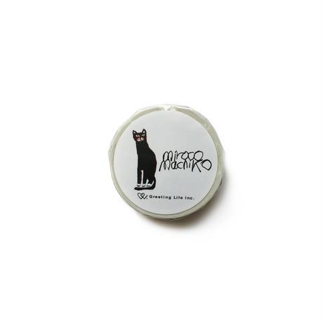 ミロコマチコ / 猫のマスキングテープ