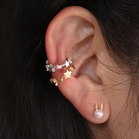 SEVEN-STAR EAR CUFF