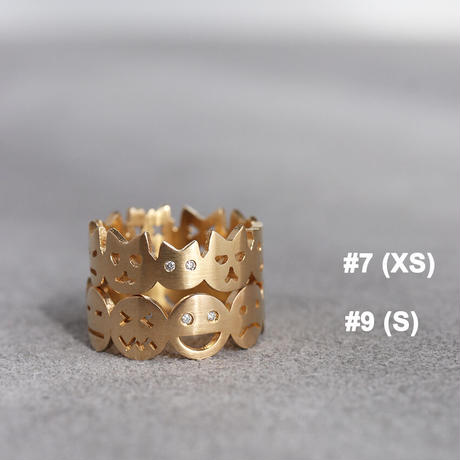 FACE EMOTIONS RING SIZE 'S'