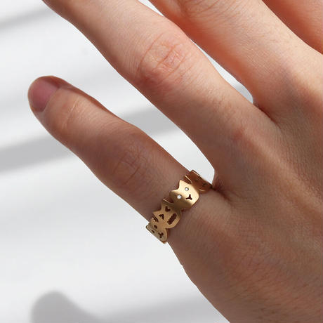 CAT RING SIZE 'S'