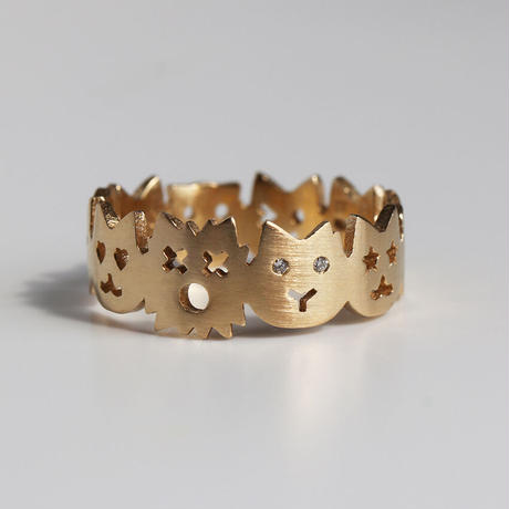 CAT RING SIZE 'L'