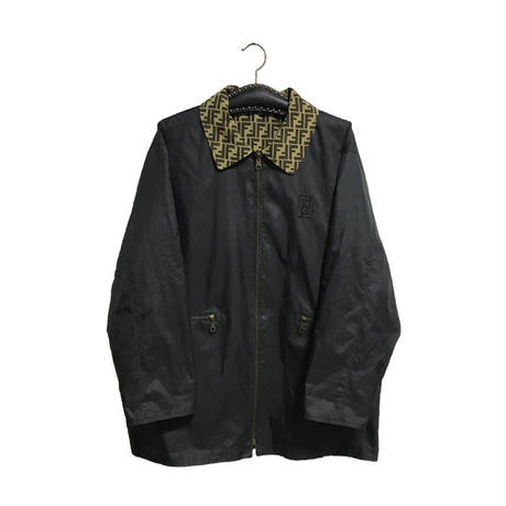 【USED】90'S FENDI JEANS REVERSIBLE JACKET