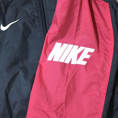 【USED】90'S NIKE NYLON JACKET JORDAN COLOR