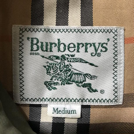 【USED】BURBERRYS SWING TOP