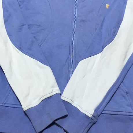 【USED】90'S  W&LT SWEAT TRACK JACKET