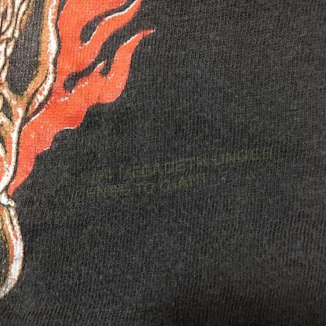 【USED】90'S VINATGE MEGADETH T-SHIRT