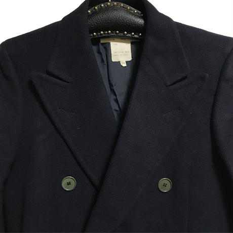 【USED】70'S VALENTINO GARAVANI DOUBLE BREASTED COAT