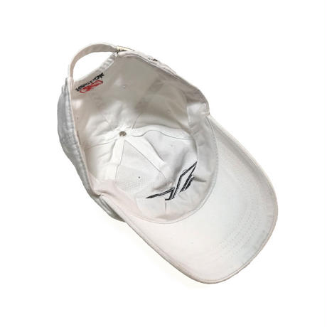 【USED】00'S REEBOK BIG VECTOR LOGO CAP