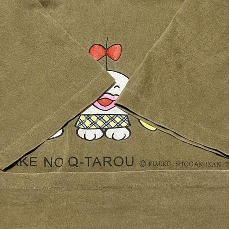 【USED】90'S OBAKE NO Q-TAROU T-SHIRT
