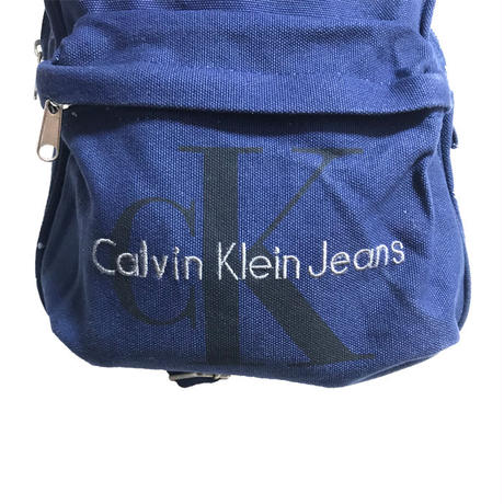 【USED】90'S CALVIN KLEIN JEANS MINI BACKPACK