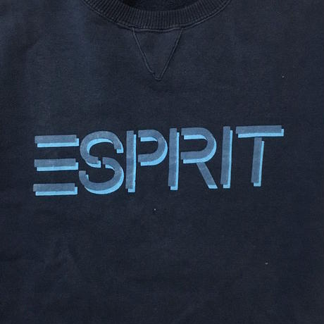 【USED】90'S ESPRIT SWEATSHIRT