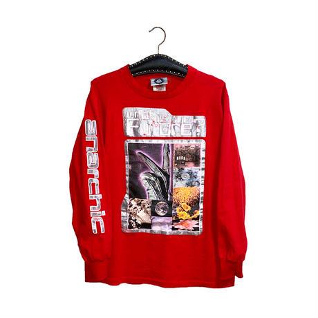 【USED】90'S ANARCHIC ADJUSTMENT FUTURE L/S T-SHIRT
