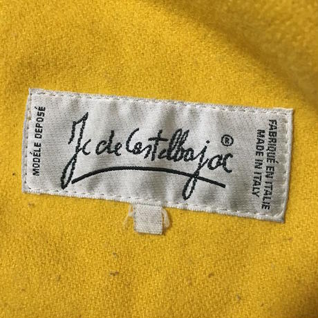 【USED】90'S JC DE CASTELBAJAC OVERSIZED WOOL COAT